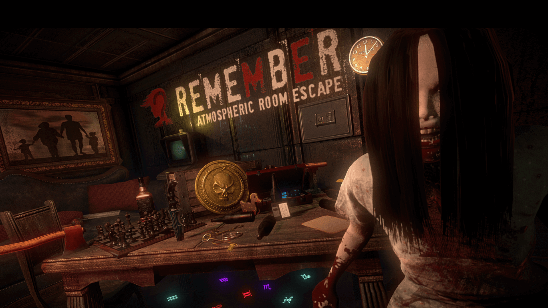 Horror Puzzle Games Pc Images